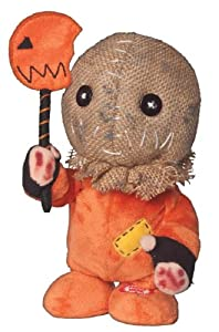 "Trick 'R Treat Animated Sam 8"" Figure"