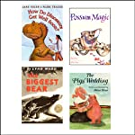 The Biggest Bear, How Do Dinosaurs Get Well Soon?, The Pig's Wedding, & Possum Magic | Lynd Ward,Jane Yolen,Helme Heine,Mem Fox