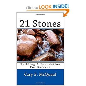 21 Stones: Building a Foundation For Success