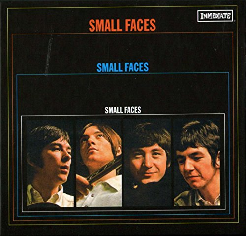 CD : The Small Faces - Small Faces (2 Disc)