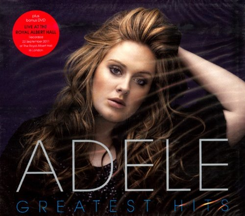 Adele - Greatest Hits CD/DVD Set