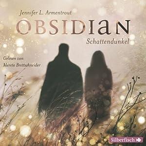 Schattendunkel (Obsidian 1) Hörbuch
