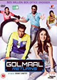 Golmaal Returns DVD Cover