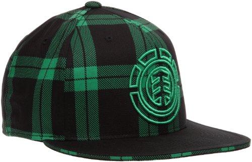 Element -  Cappellino da baseball  - Uomo, Verde (verde), S/M