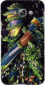 PRINTVISA Pattern Abstract Case Cover For Samsung Galaxy Grand 3