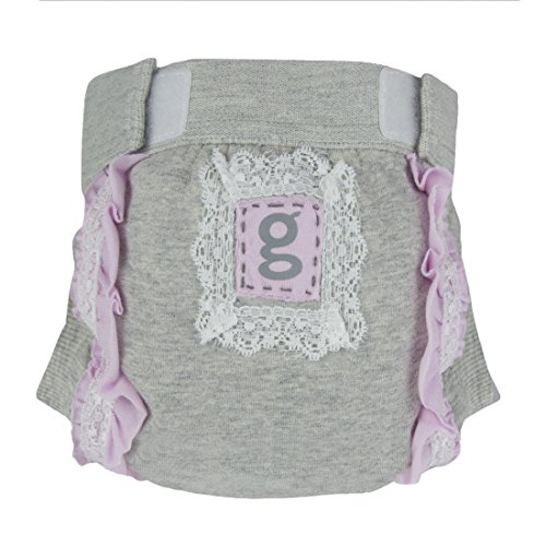 gDiapers Genevieve gPants, Medium (13-28 lbs) (Compostable Diaper Inserts compare prices)