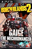 Borderlands 2: Mechromancer Pack DLC - PS3 [Digital Code]
