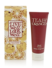 Emma Bridgewater Tea & Oranges Hand Cream 75ml