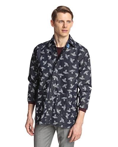 Vivienne Westwood Men's Patterned Jacket
