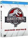 Jurassic Park / Jurassic World (3D) (2 Blu-Ray 3D+2 Blu-Ray) [Italia] [Blu-ray]