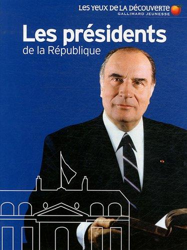 Les présidents de la République