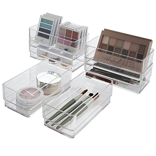 Break-Resistant Plastic Drawer Organizers 6