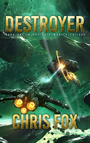 Destroyer by Chris Fox ebook deal