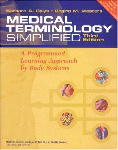 Medical Teminology Simplified, 3/E