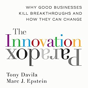 The Innovation Paradox Audiobook