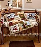 51ZLd1mEe9L. SL160  Owl Crib Bedding