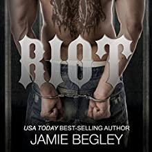 Riot: Predators MC, Book 1 Audiobook by Jamie Begley Narrated by Delphine St. Sirene