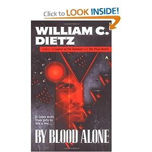 By Blood Alone - William C. Dietz