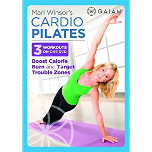 Pilates power gym dvd best seller download here for Gimnasio cardio pilates