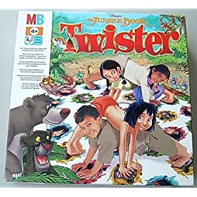 Twister Jungle Book edition