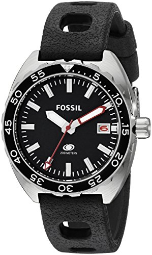 Para hombre Fossil FS5053 Breaker reloj de Hombre de estilo