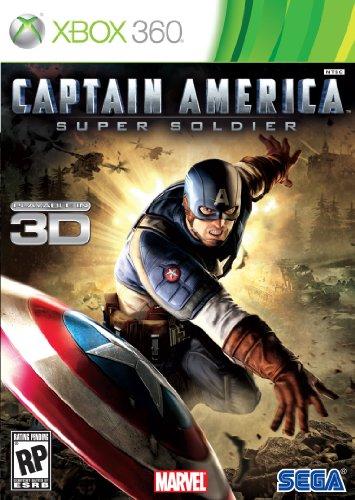 Captain America: Super Soldier - Xbox 360 (Captain America Game Xbox 360 compare prices)