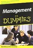 Management für Dummies. ... für Dummies (3527702407) by Bob Nelson