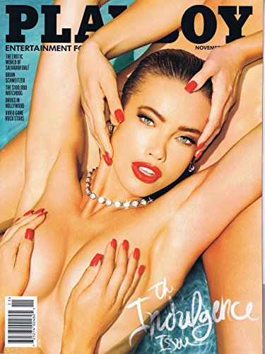 Playboy International [US] November 2014 (単号)