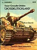 """Panzer-Grenadier Division """"Grossdeutschland"""" (Vanguard 2) (0850450551) by Bruce Quarrie"""