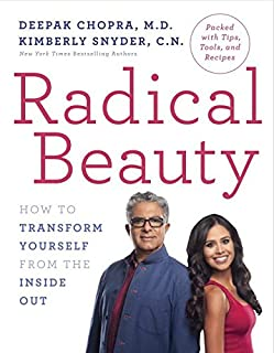 Book Cover: Radical Beauty: How to Transform Yourself from the Inside Out
