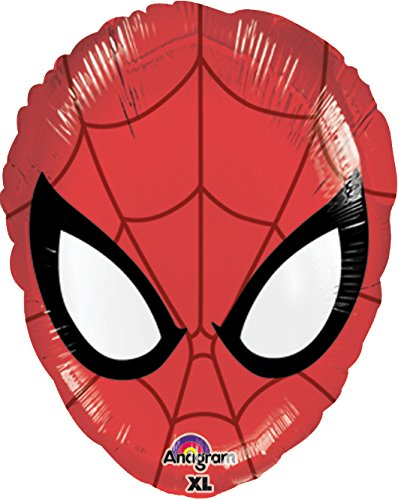 "Ultimate Spider-Man 18"" Superhero Birthday Party Mylar Foil Balloon"