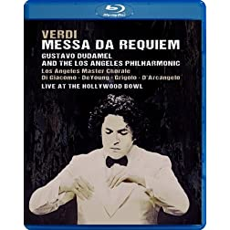 Verdi: Messa Da Requiem (Blu Ray) [Blu-ray]