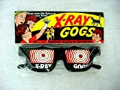 Amazon.com: X-Ray Glasses by Forum Novelties: Clothing