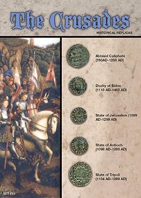 (DM 213) The Crusades 5x7