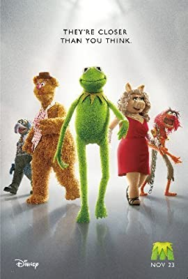 (11x17) The Muppets Style E Movie Poster