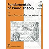 img - for Fundamentals of Piano Theory, Level 6 book / textbook / text book