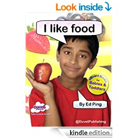 I Like Food (I Like...Reading Book 2)