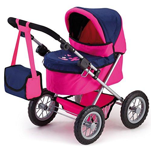 bayer-design-doll-pram-trendy-pink