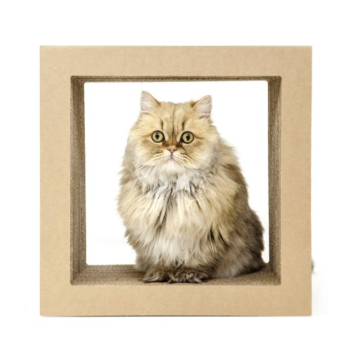 Katris: Cat Scratcher / Modular Furniture / Cat Tree (O-Shape)