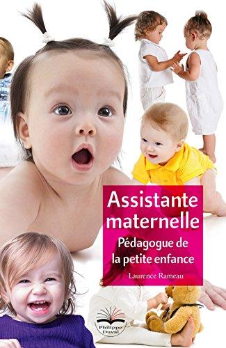 Assistante maternelle : pédagogue de la petite enfance