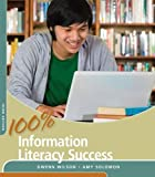 img - for 100% Information Literacy Success (100% Success Series) book / textbook / text book