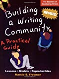 Building a Writing Community (Maupin House)