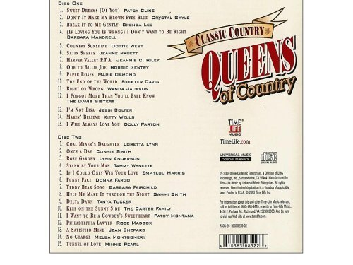 Jeannie C. Riley - Classic Country: Queens Of Country (Time Life) - Zortam Music