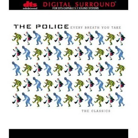 The Police - Every Breath You Take: Classics (DVD-Audio DTS Surround Sound) - Zortam Music