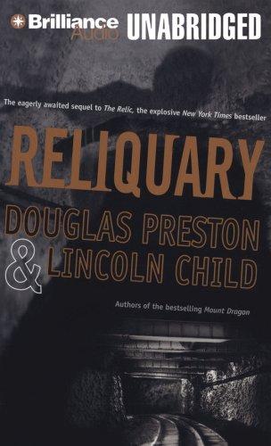 Reliquary (Pendergast) (Books On Cd Preston & Child compare prices)