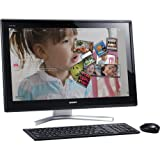51ZLwOd5G0L. SL160  Sony VAIO VPC L218FX/B 24 Inch All in One Desktop (Black)