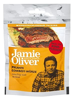 Jamie Oliver pikante Cowboy Würze 40g von Jamie Oliver auf Gewürze Shop