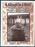 img - for A voyage in a dory: From Sitka to Tacoma by oars, sail, and tow rope book / textbook / text book