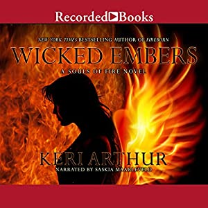 Wicked Embers Audiobook