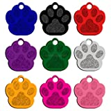 Pet ID Tags 4 pieces
